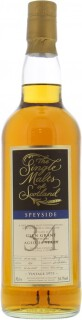 Glen Grant - 34 Years Old The Single Malts of Scotland Cask 1856 54.7%