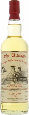 Glen Ord - 7 Years Old The Ultimate Cask 800303 46% 2011