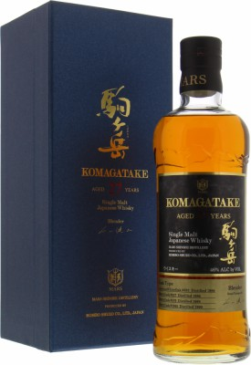 Shinshu Mars - Komagatake 27 Years Old 46% NV
