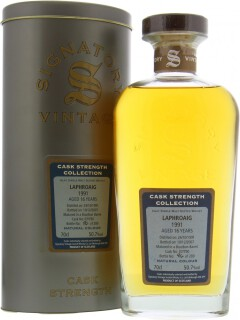 16 Years Old Signatory Vintage Cask 07/790 50.7%