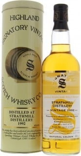 9 Years Old Signatory Vintage Cask 40697-40700 43%