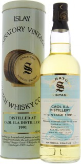 10 Years Old Signatory Vintage Cask 10790-95 43%
