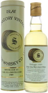 11 Years Old Signatory Vintage Cask 5221 43%
