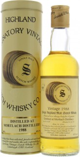 14 Years Old Signatory Vintage Cask 4724 43%