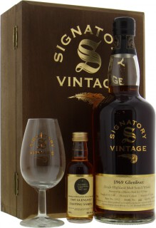 31 Years Old Signatory Vintage Rare Reserve Cask 1392 56.4%