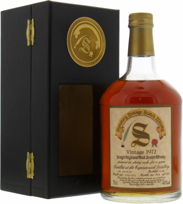 16 Years Old Signatory Vintage Dumpy Cask 7130-7132 40%Caperdonich -