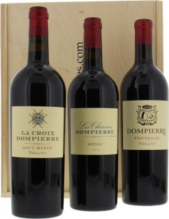 Gift set Dompierre Deluxe edition