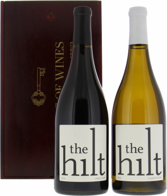 Wine gift - Gift set The Hilt in gift box 2015