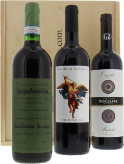 Wine gift - Gift set Italian wines