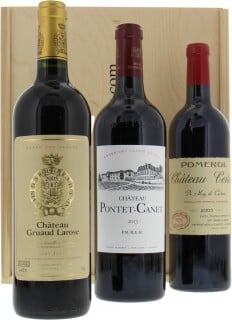 Gift set Bordeaux wines