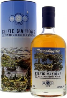 Bruichladdich  - Celtic Nations 46%