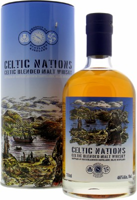 Bruichladdich  - Celtic Nations 46% NV