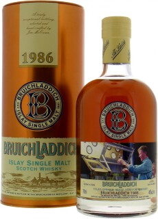Bruichladdich - 19 Years Old LMDW 50th Anniversary Cask 2 46%
