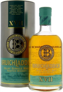 Bruichladdich - XVII 17 Years Old 46%
