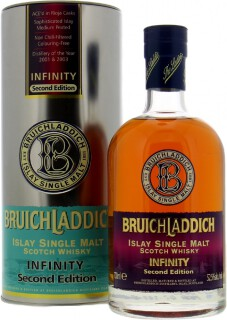 Bruichladdich - Infinity 2nd Edition 52.5%