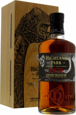 Highland Park - 33 Years Old 1978 Vintage Collection 47.8% 1978