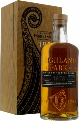 37 Years Old 1973 Global Travel Retail 50.6% Highland Park -