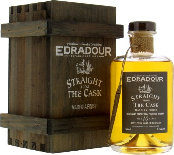 Straight From The Cask Madeira Cask 04/316/1 58.1%