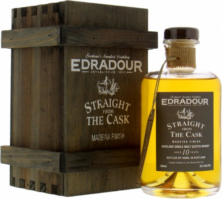 Straight From The Cask Madeira Cask 04/316/1 58.1%Edradour -