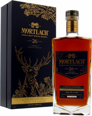 Mortlach - Diageo Special Releases 2019 55.3% 1993