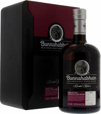 Bunnahabhain - 30 Year Old Marsala Finish 47.4% 1988