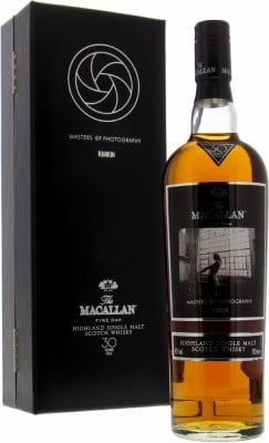 30 Years Old Masters of Photography Ian Rankin 43%Macallan -
