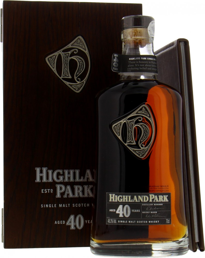 Highland Park - 40 Years Old 48.3%