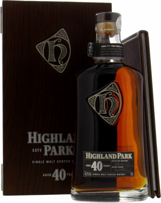 Highland Park - 40 Years Old 48.3% NV