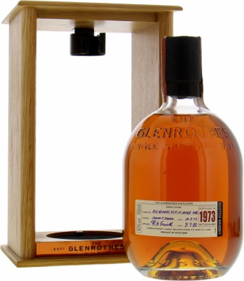 1973 Restricted Release 43%Glenrothes -
