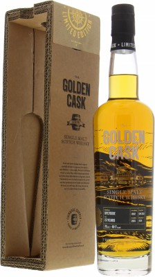 23 Years Old The Golden Cask Reserve Cask CM223 61.7%Speyside -