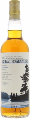 34 Years Old The Whisky Agency Landscapes 50.2%Longmorn -