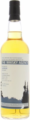 18 Years Old The Whisky Agency Landscapes 49.9%Ardmore -