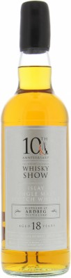 Ardbeg - 18 Years Old The Whisky Exchange The 10th Anniversary Series 55.9% NV