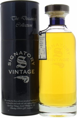 Ben Nevis - 17 Years Old Signatory Vintage Decanter Collection Cask 2692 43% 1993