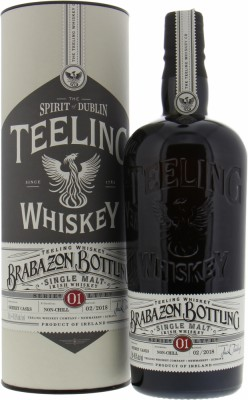 Teeling - Brabazon Bottling Series 01 Sherry Casks 49.5% NV