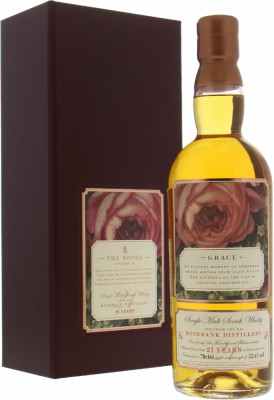 Rosebank - 21 Years Old The Roses Edition 4 Grace 52.6% NV
