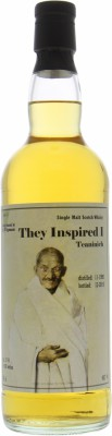 Teaninich - 20 Years Old M.Wigman They Inspired Edition No.2 Ghandi 49,7% 1999