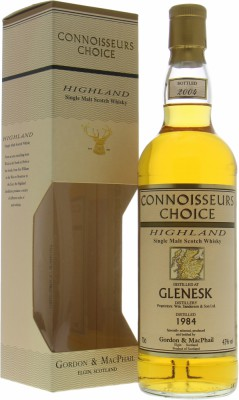 Glenesk - 1984 Connoisseurs Choice 43% 1984