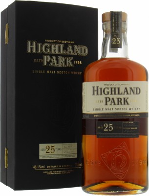 Highland Park - 25 Years Old 48.1% NV