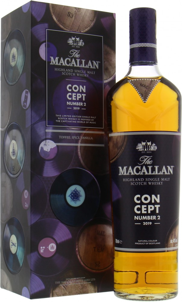 Macallan - Concept Number 2 40% NV