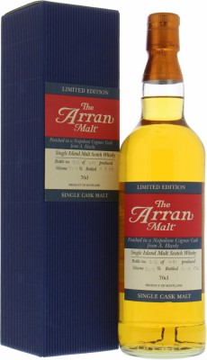 Arran - Napoleon Cognac Cask Finish 57.8% NV