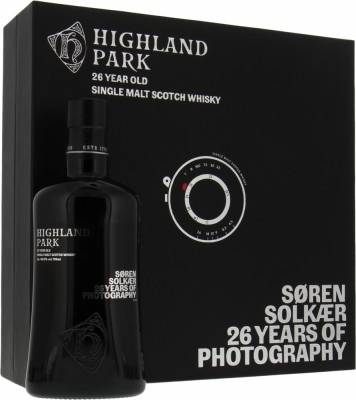 Highland Park - 26 Years Old Søren Solkær 40.5% NV