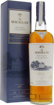 Macallan - Boutique Collection 2017 56.8% NV