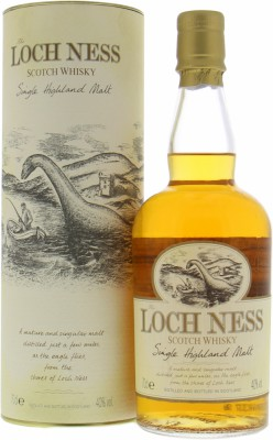 Duncan Taylor - Loch Ness Single Highland Malt 40% NV