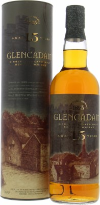 Glencadam - 15 Years Old Special Distillery Bottling 40% NV