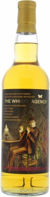 Arran - 17 Years Old The Whisky Agency 49.2% 2002