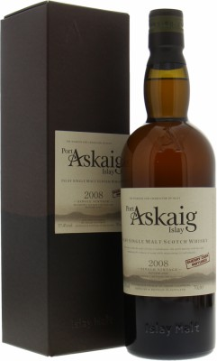 Port Askaig - 11 Years Old  Sherry Cask 4 For Bresser & Timmer 57.4% 2008