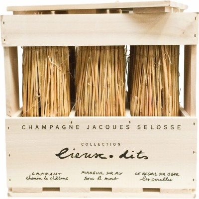 Selosse - Lieux Dits Caisse Collection 6 bottles NV