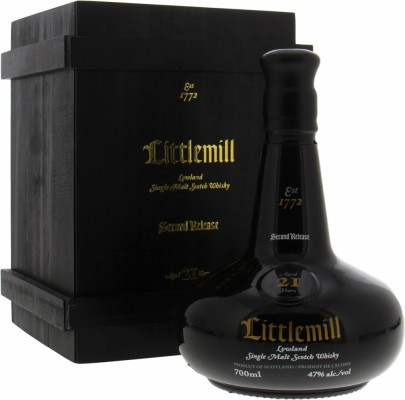 Littlemill - 21 Years Old Second Release 47% NV
