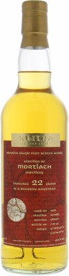 Mortlach - 22 Years Old Kintra Whisky Single Cask Collection Cask 2379 47.9% 1989